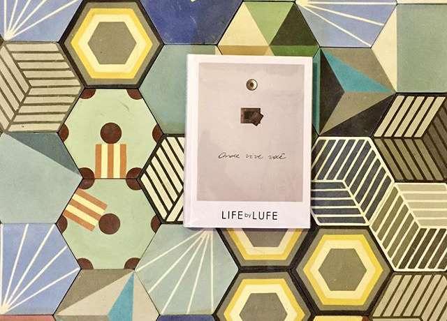 """Ladrilar no livro """"Onde Vive Você"""" de Lufe Gomes"""